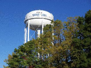 Wabash Water Tower