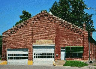 Old Wabash Produce Building
